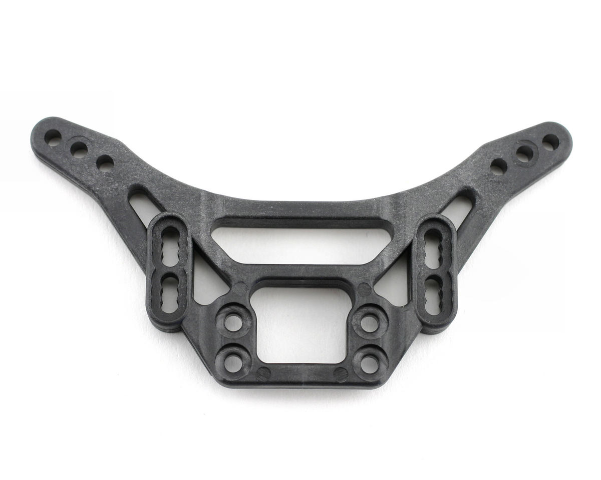 Carbon Composite Rear Shock Stay (ZX-5) by Kyosho