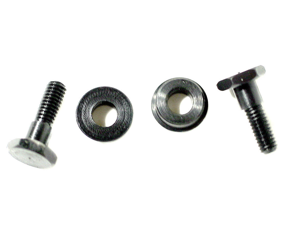 Steering Ackerman Plate Pins (2) (ZX-5) by Kyosho