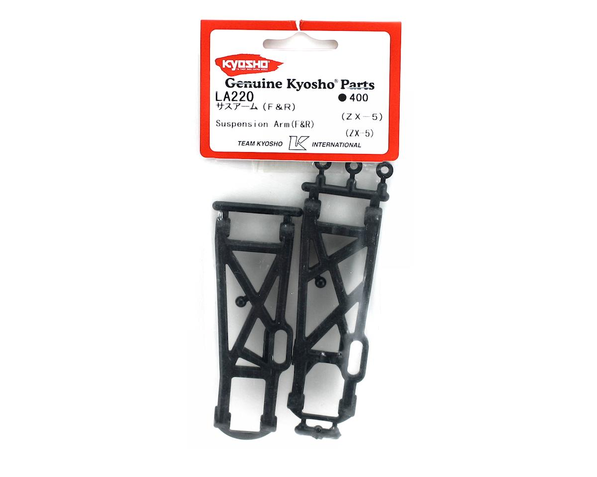 Kyosho Front & Rear Suspension Arms (ZX-5)