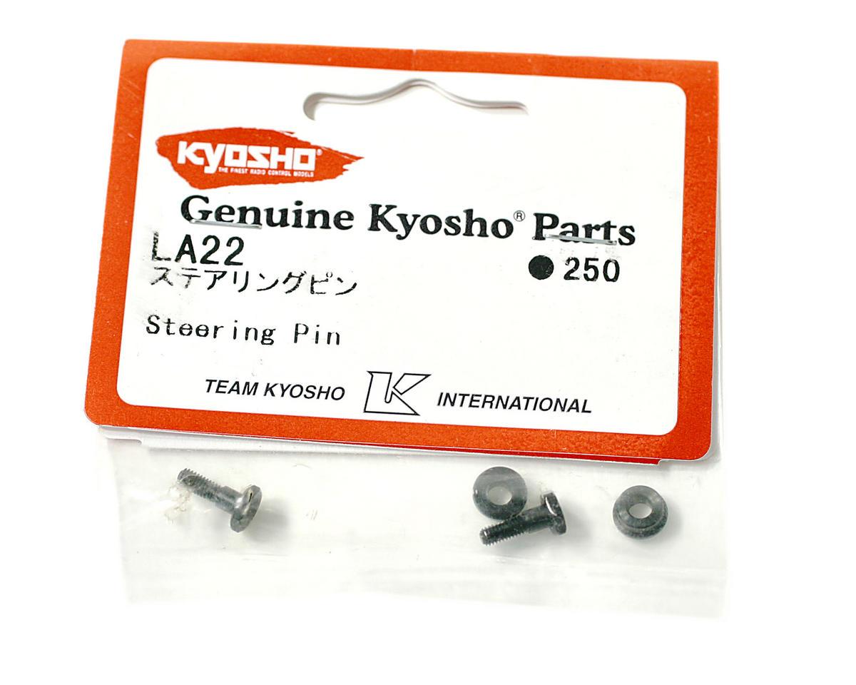 Kyosho Steering Ackerman Plate Pins (2) (ZX-5)