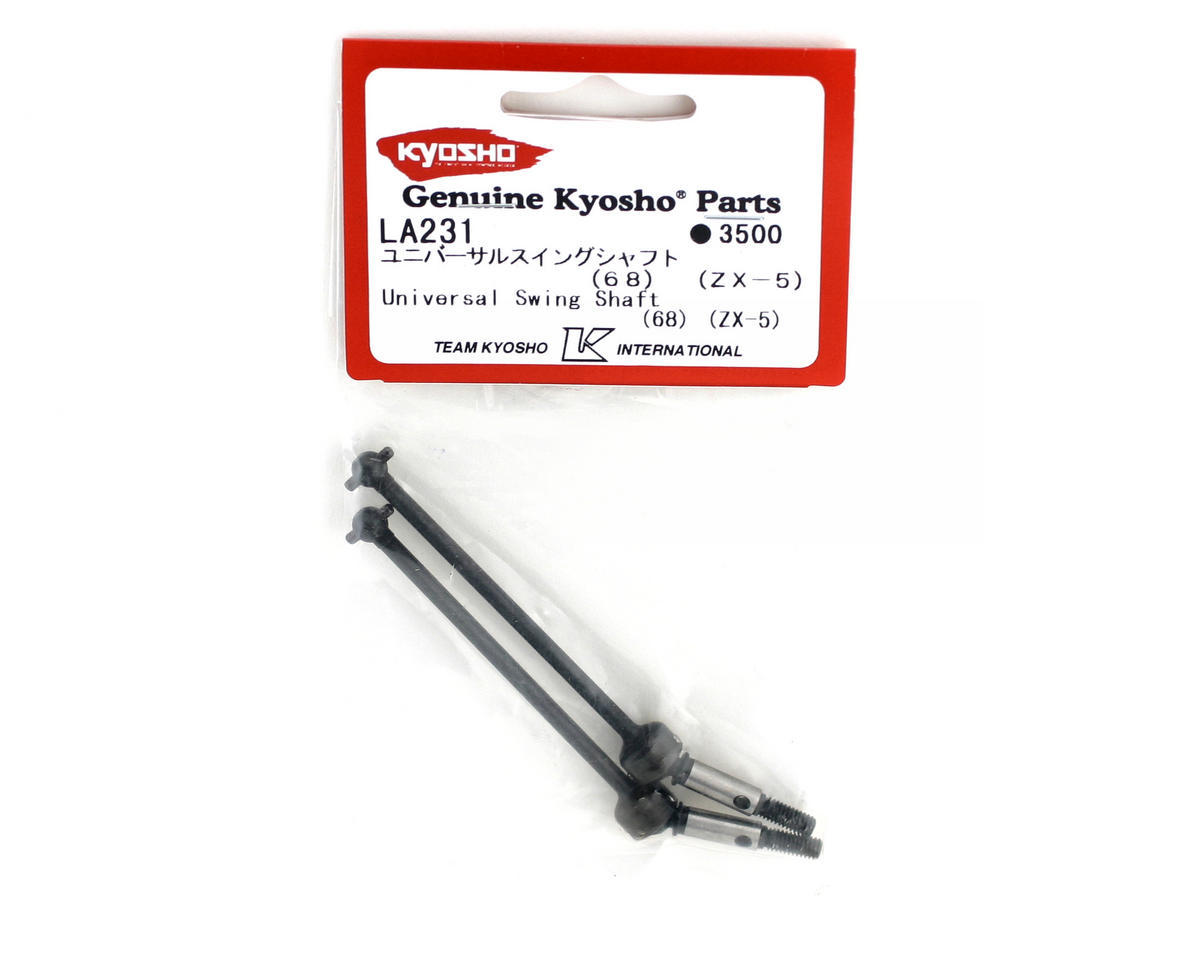 Kyosho Front Universal Swing Shaft (68mm) (ZX-5)