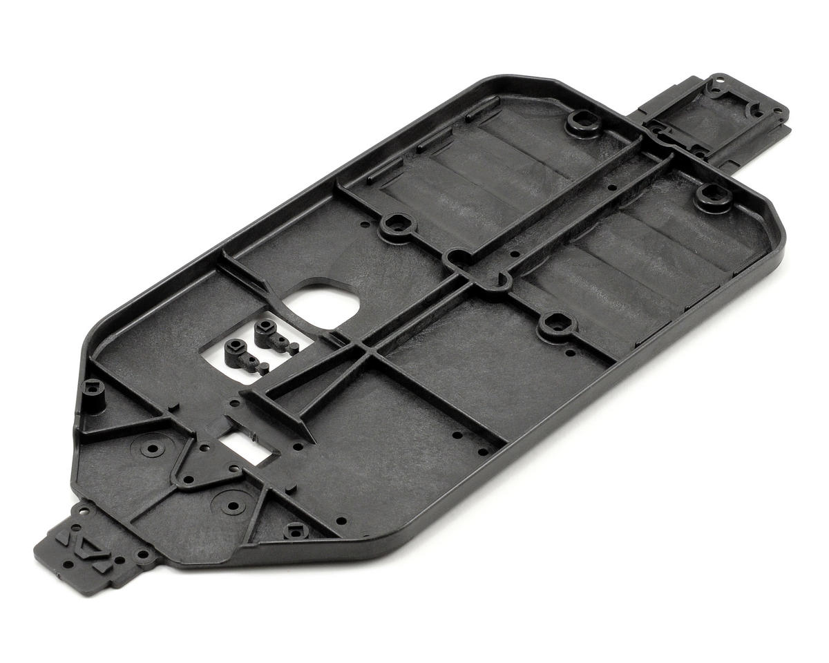 Kyosho Molded Carbon Composite ZX-5 Chassis