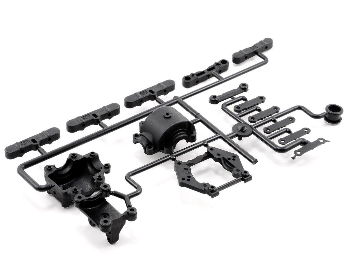 Kyosho Rear Bulkhead Set (ZX-5 FS)