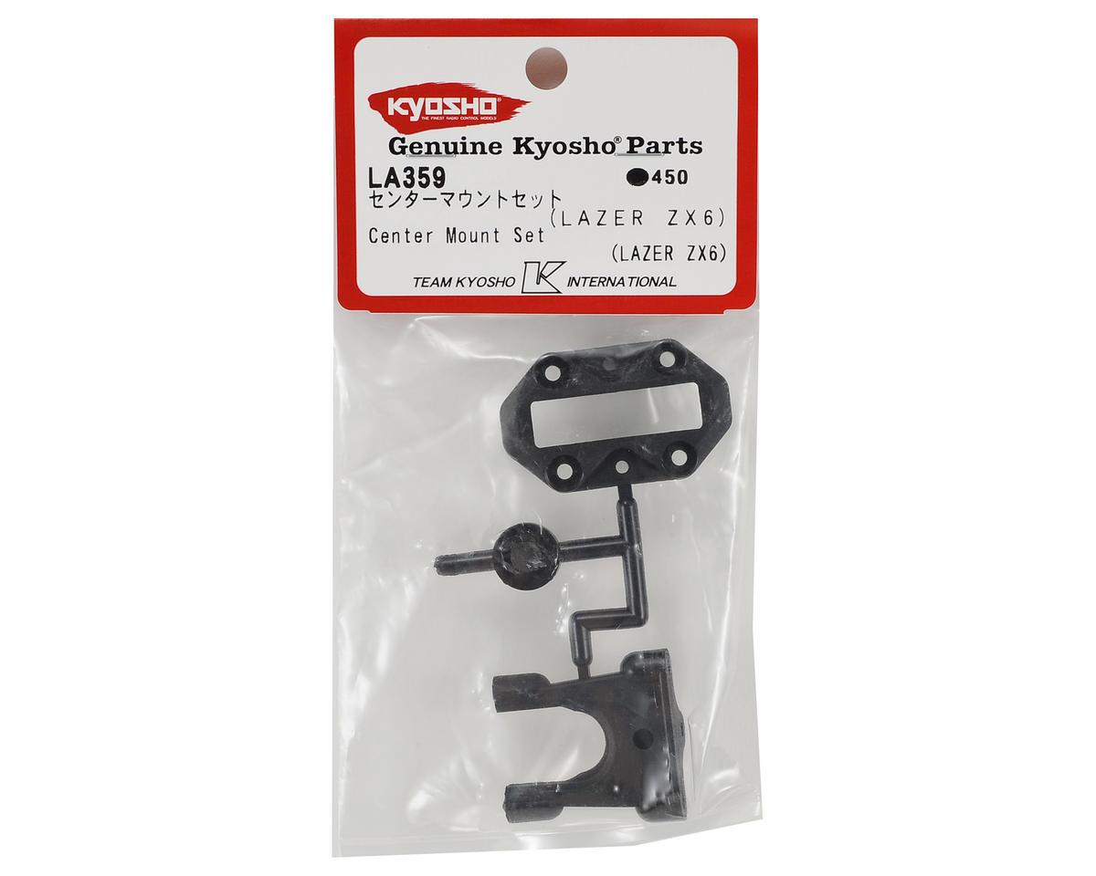 Kyosho Center Mount Set