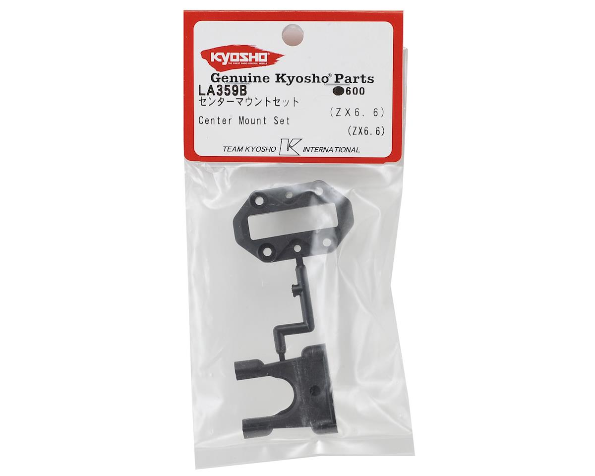 ZX6.6 Center Mount Set by Kyosho