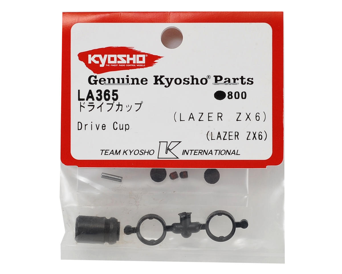 Kyosho Center Drive Cup Set