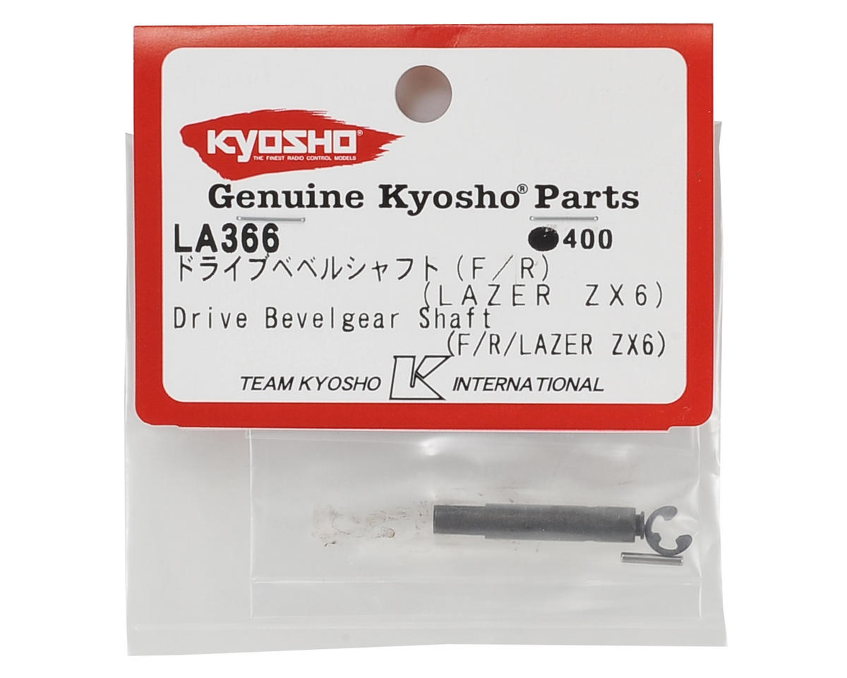 Kyosho Drive Bevel Gear Shaft