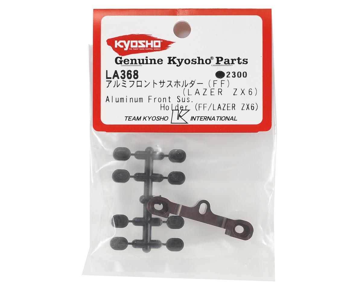 Kyosho Aluminum Front Suspension Holder (FF)