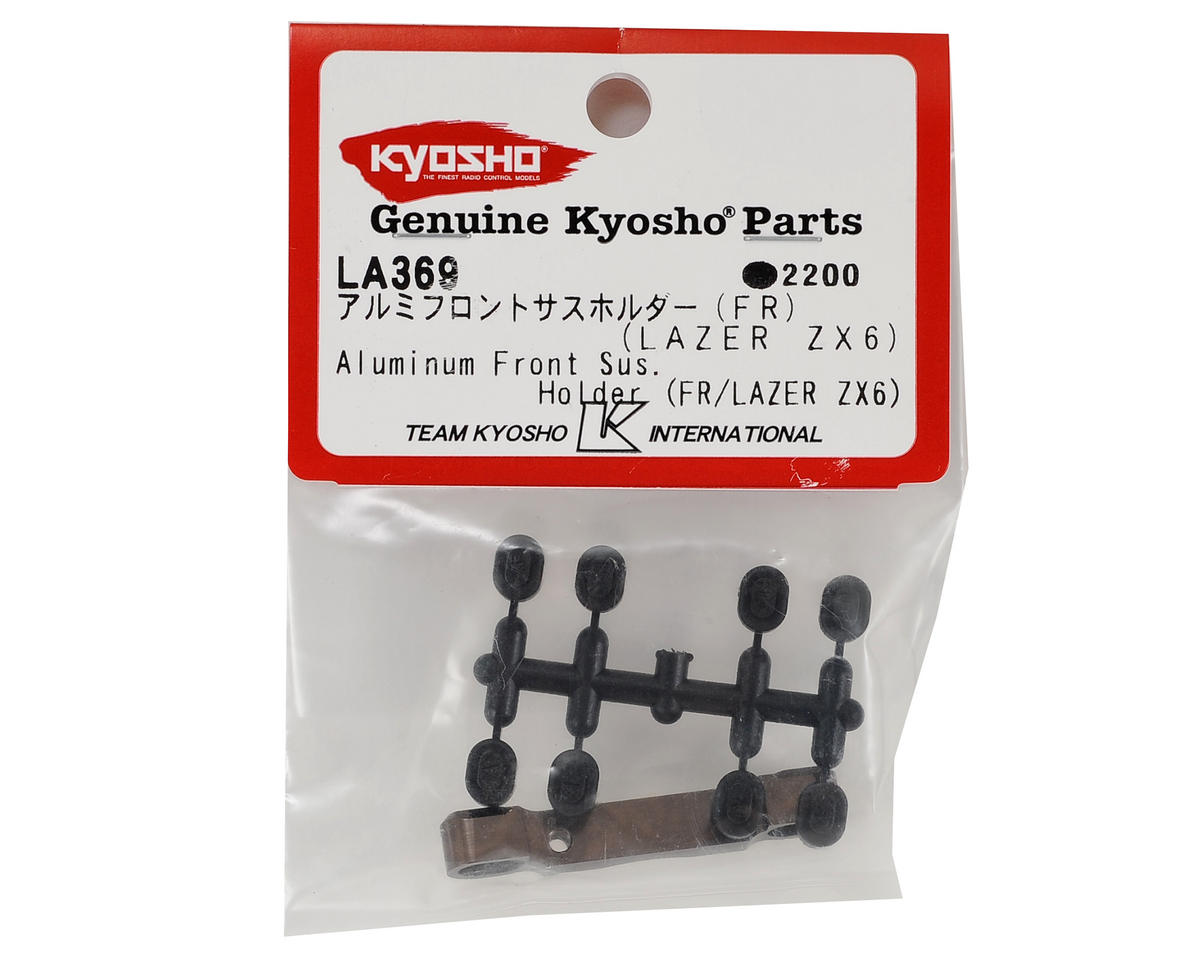 Kyosho Aluminum Front Suspension Holder (FR)
