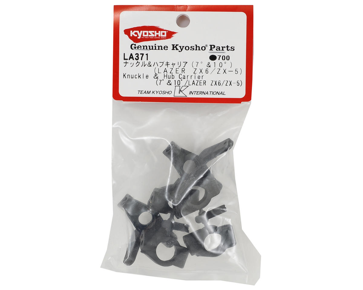 Kyosho Steering Knuckle & Caster Block Set