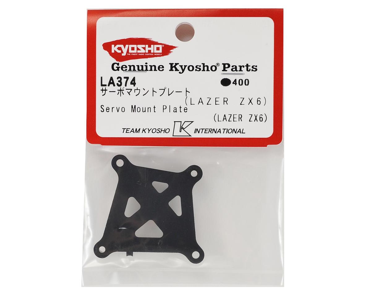 Kyosho Servo Mount Plate