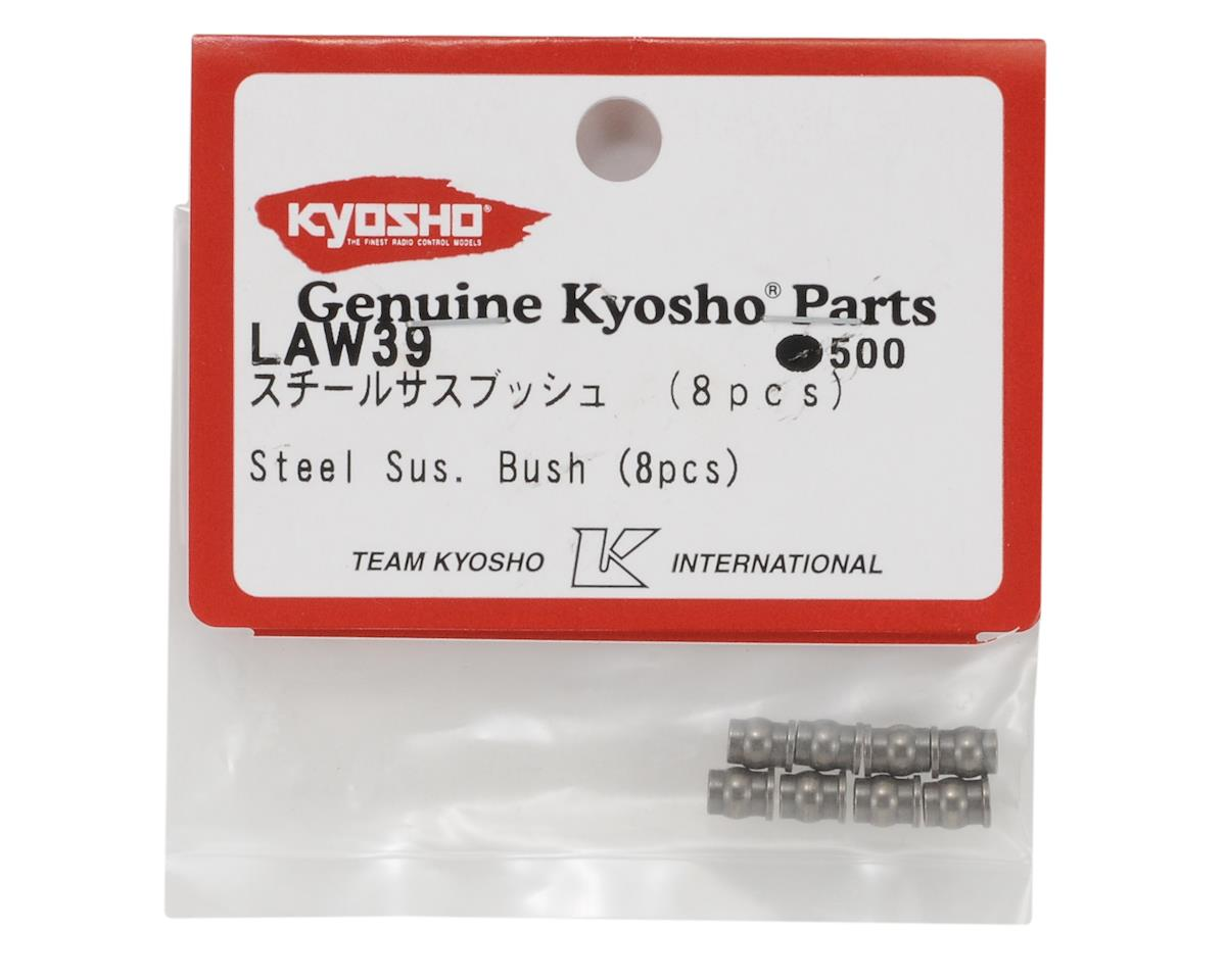 Kyosho Steel Suspension Bushings (8)