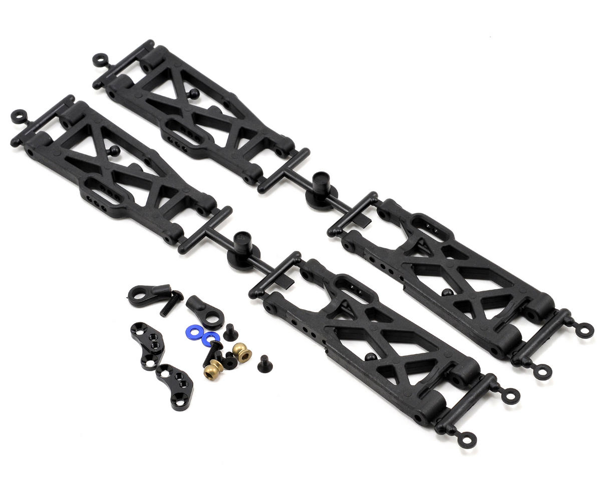 Kyosho NCG Front & Rear Suspension Arm Set (ZX-5 FS2)