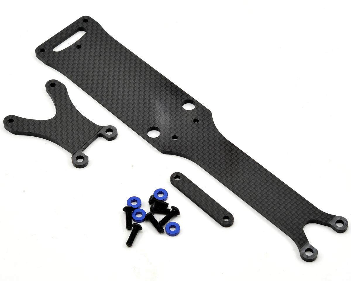 Kyosho Carbon Upper Plate Set (FS2 SP)