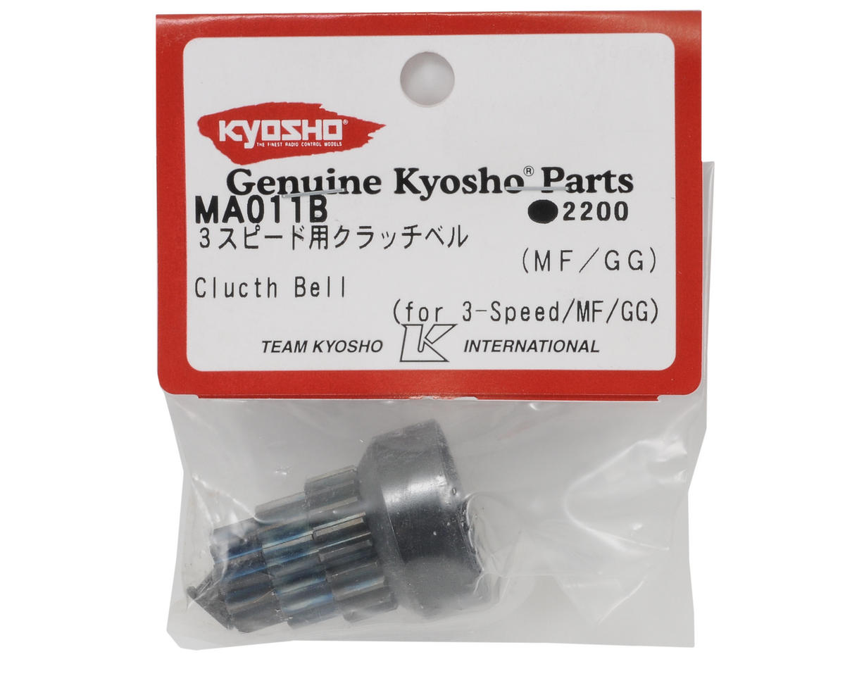 Kyosho 3-Speed Clutch Bell
