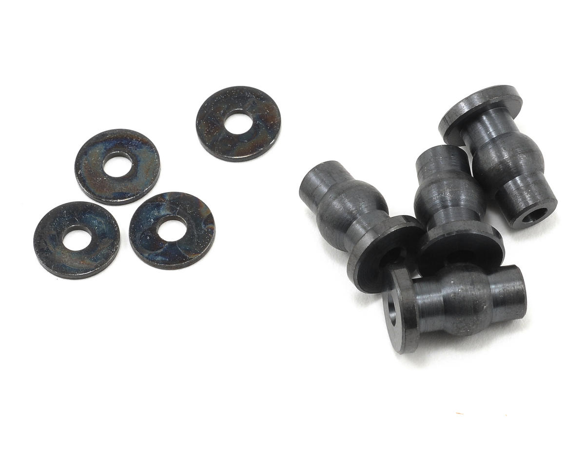 Kyosho Mad Force VE Beam Pivot Set (4)