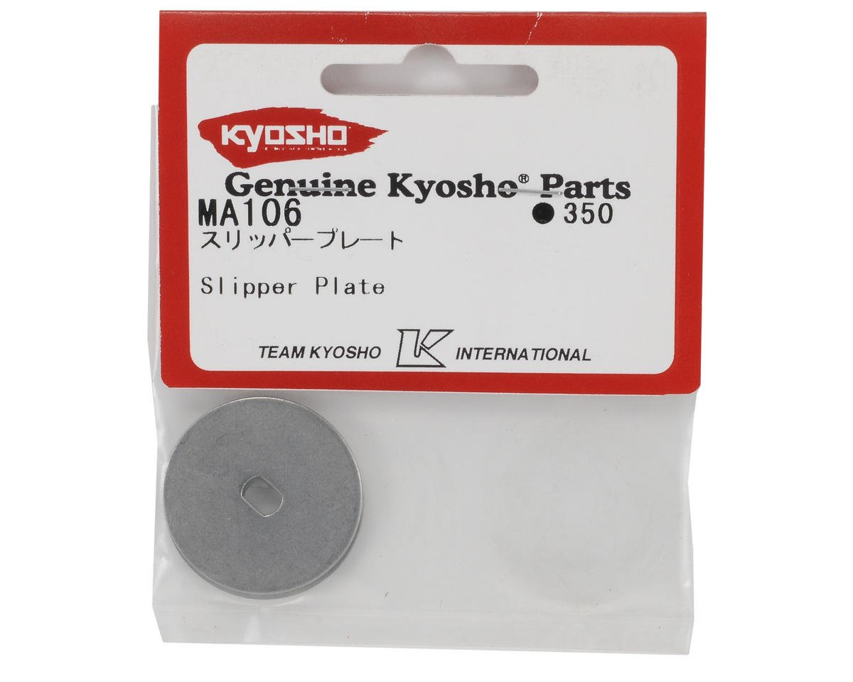 Slipper Plate by Kyosho
