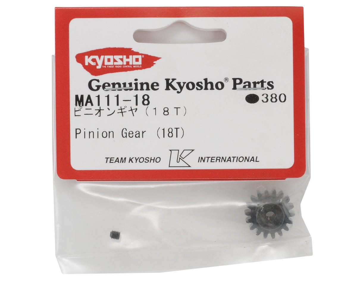 Kyosho Steel Pinion Gear (18T)