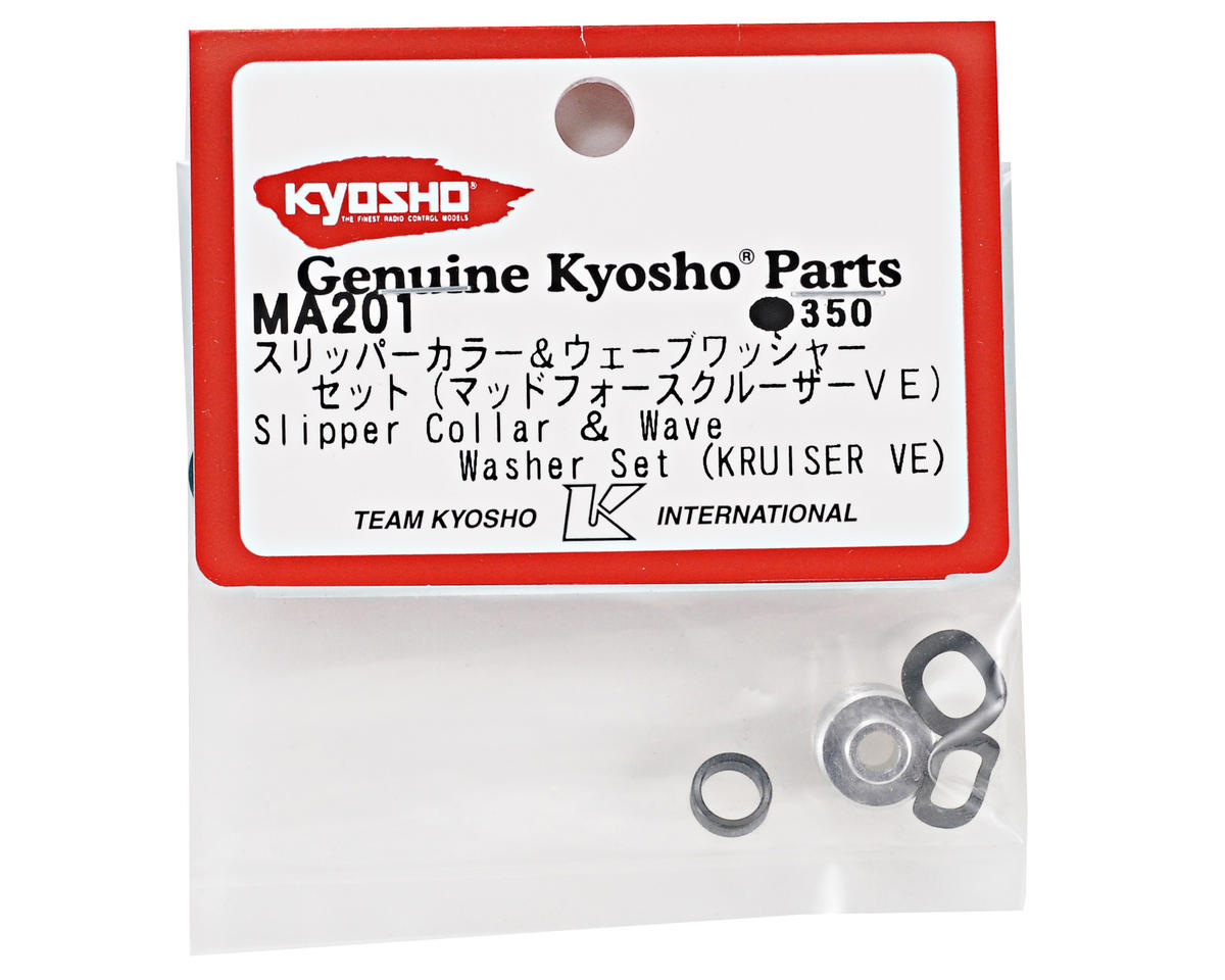 Kyosho Slipper Collar & Wave Washer Set