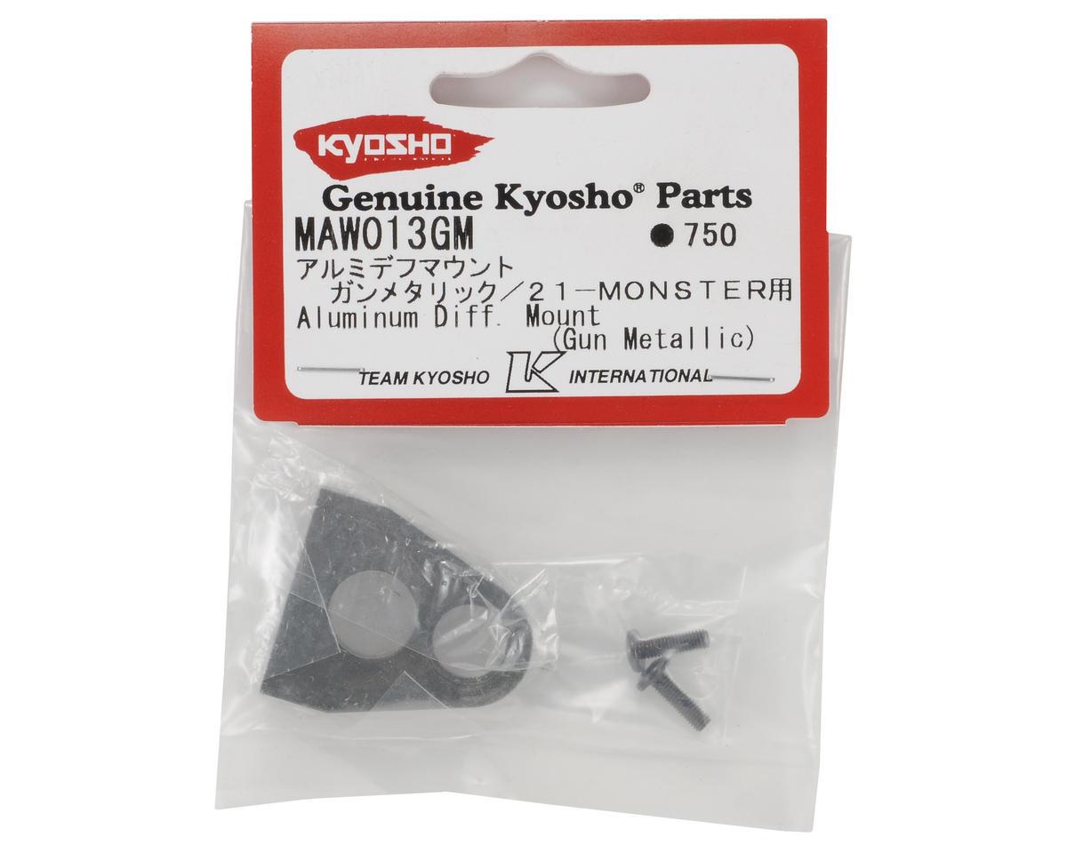 Kyosho Aluminum Mission Mount