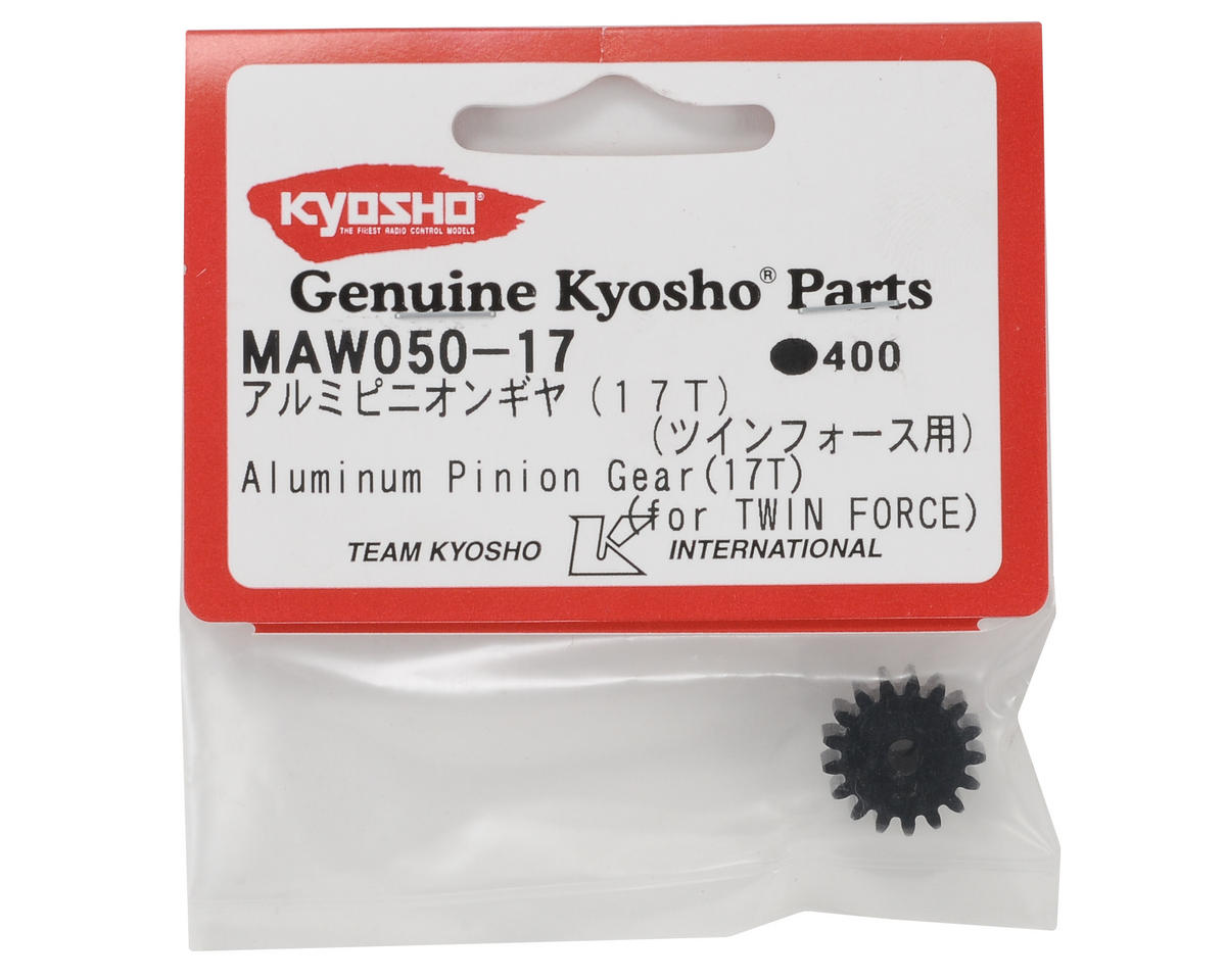 Kyosho Aluminum Pinion Gear (17T)