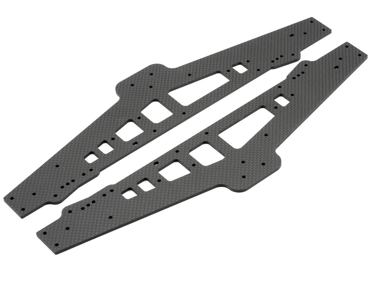 Kyosho Carbon Side Plate Set