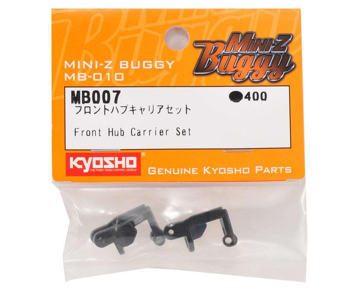 Kyosho Front Hub Carrier Set (Mini-Z Buggy)