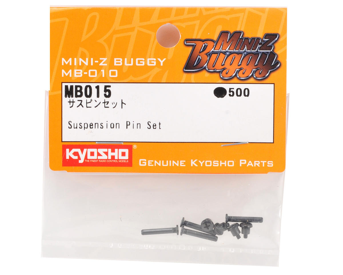 Kyosho Suspension Pin Set