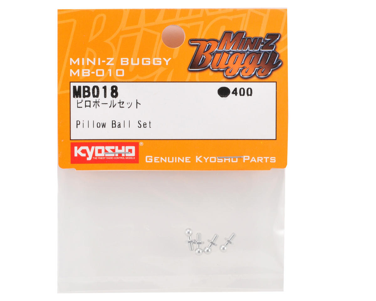 Kyosho Pillow Ball Set (4)