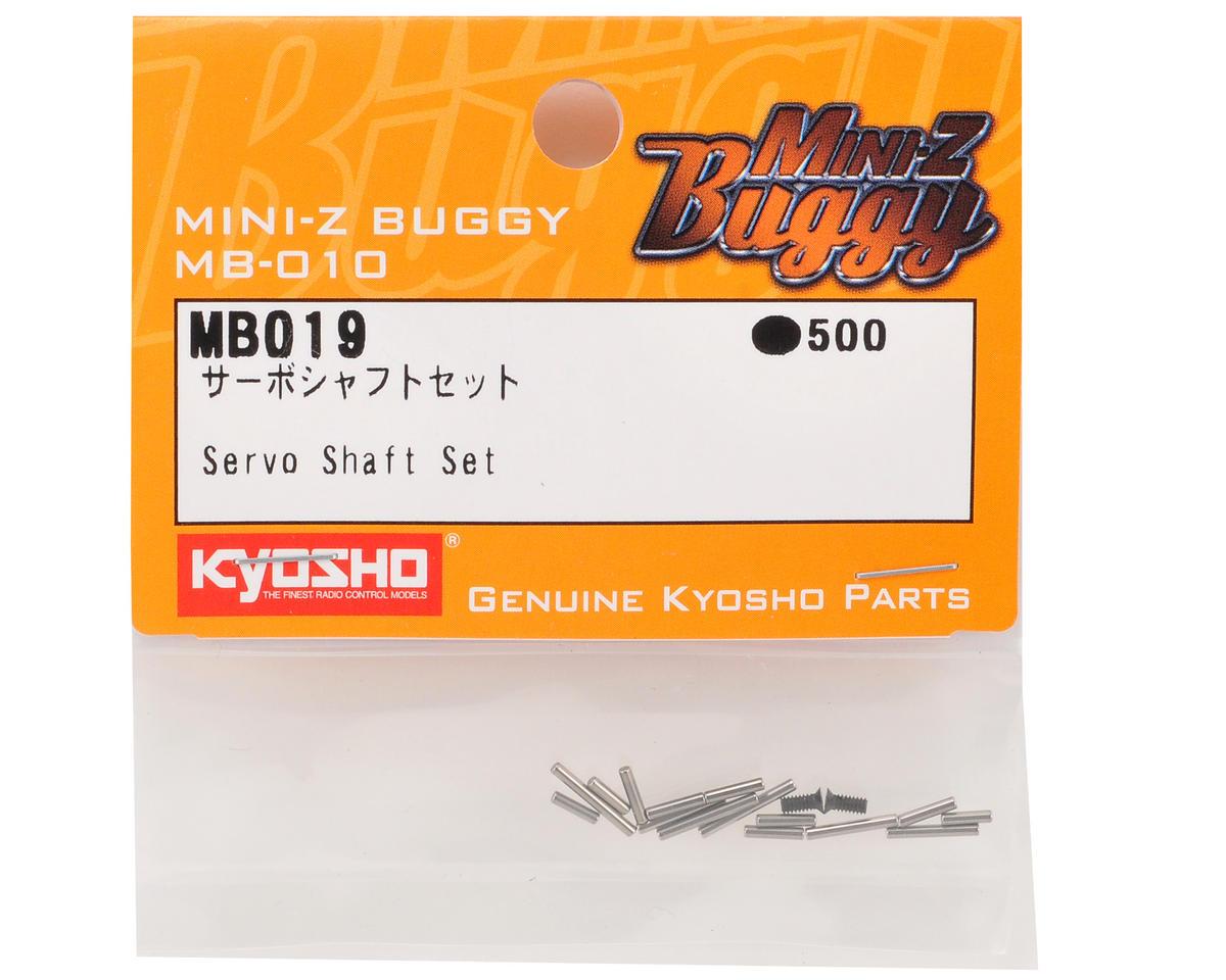 Kyosho Servo Shaft Set