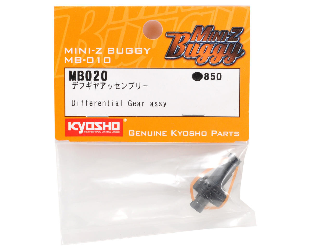 Kyosho Differential Gear Assembly