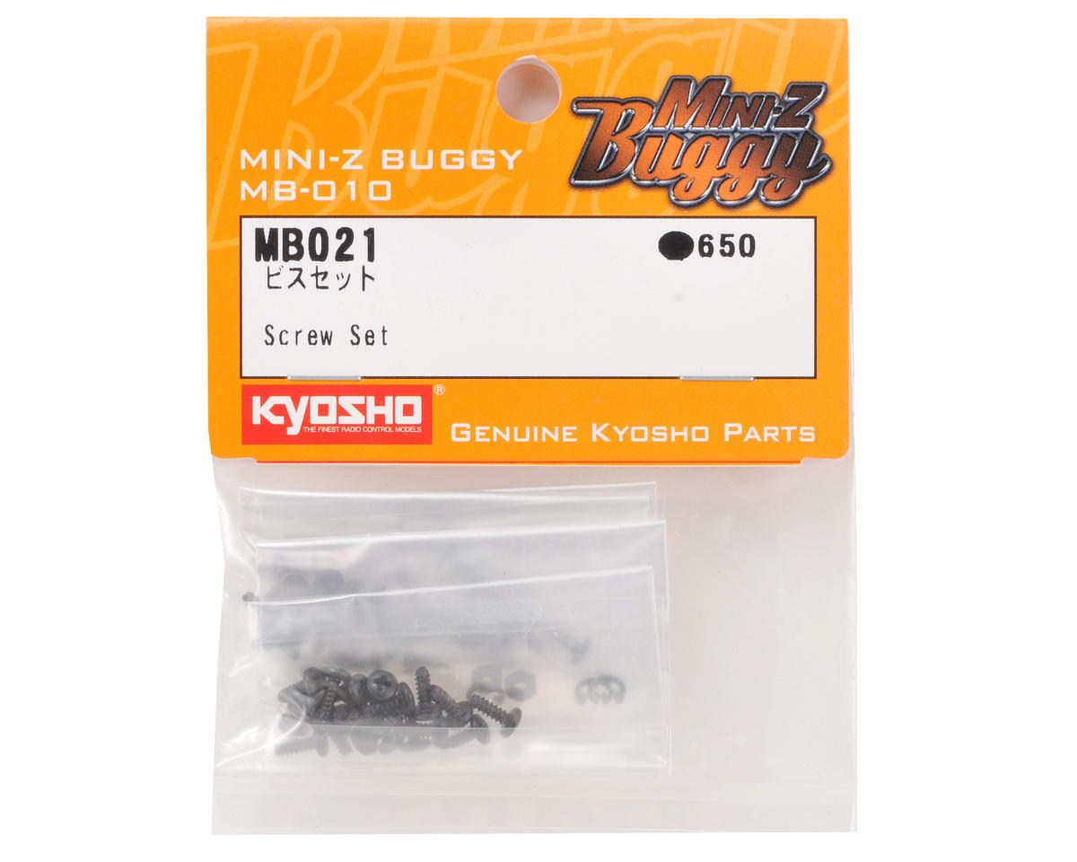 Kyosho MB-010 Screw Set