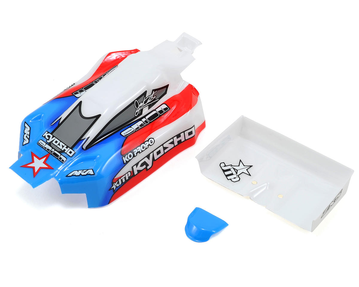 Kyosho MB-010 Mini-Z Lazer ZX-5 Body Set (Tebo Version)