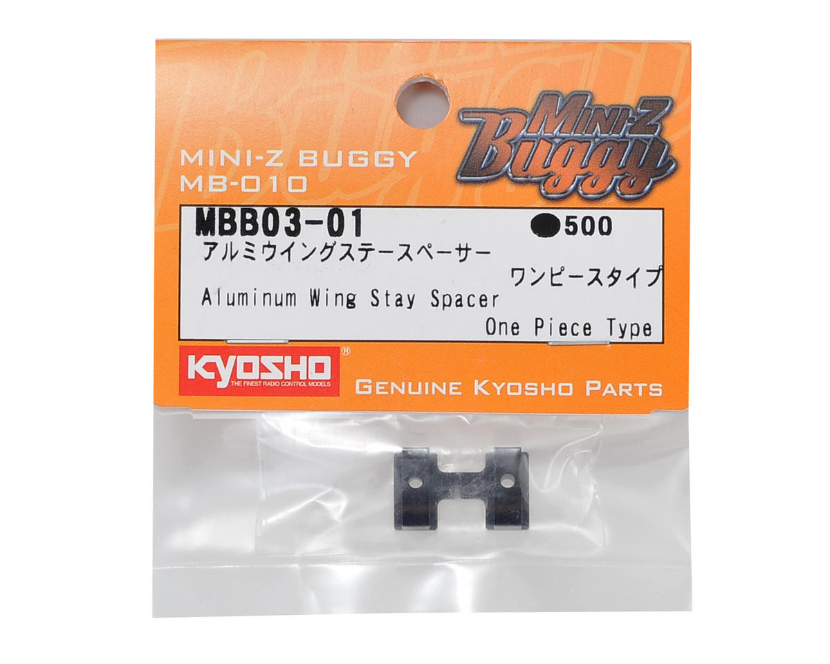 Kyosho Aluminum Mini-Z Inferno Wing Stay Spacer