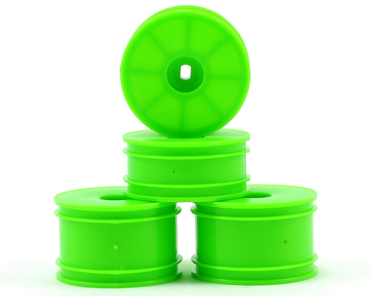 Kyosho MB-010 Mini-Z Lazer Off Road Wheels (4) (Green)