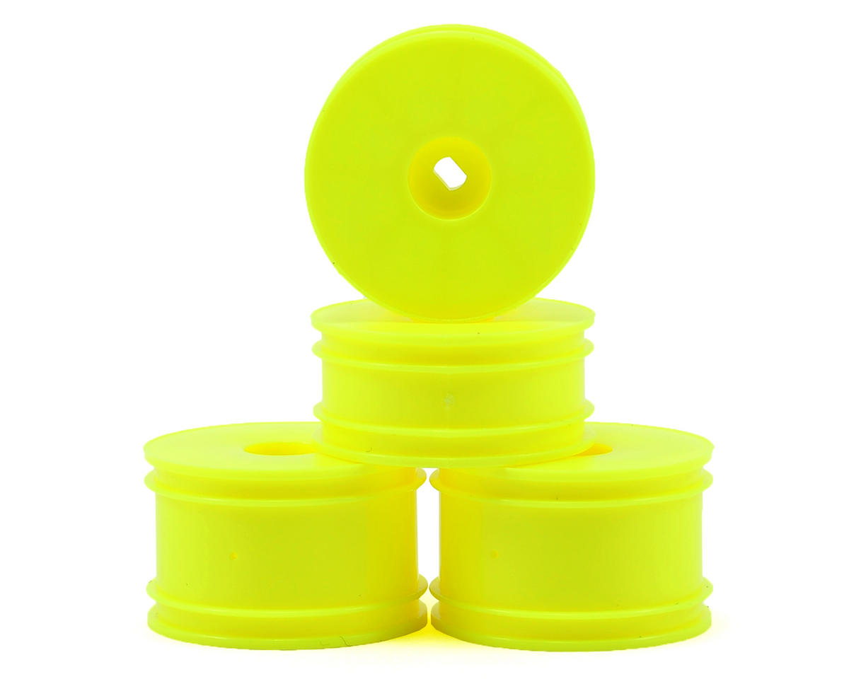 Kyosho Mini-Z Lazer Off Road Wheels (4) (Yellow)