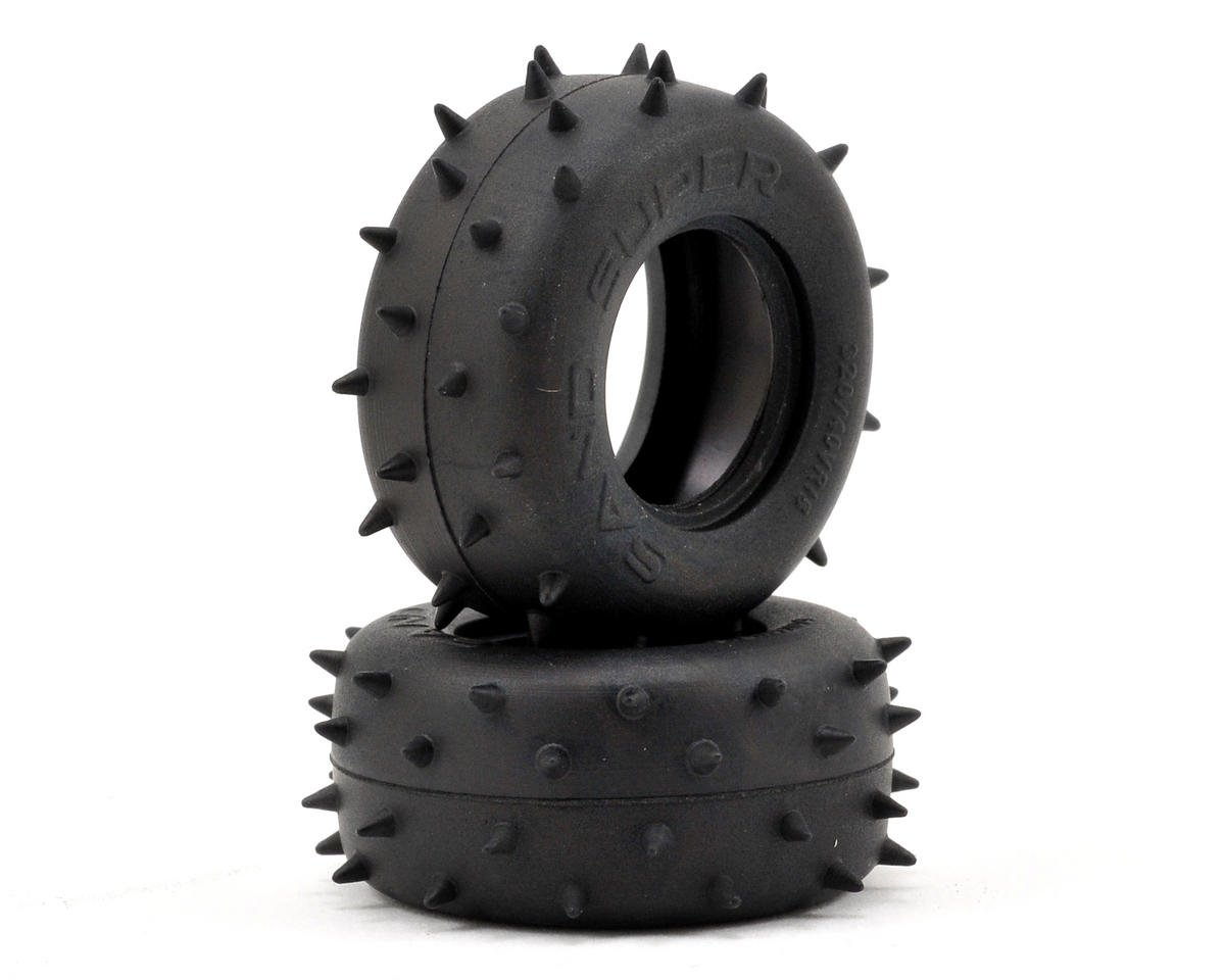 Kyosho Mini-Z Optima Tire Set (2) (Hard)