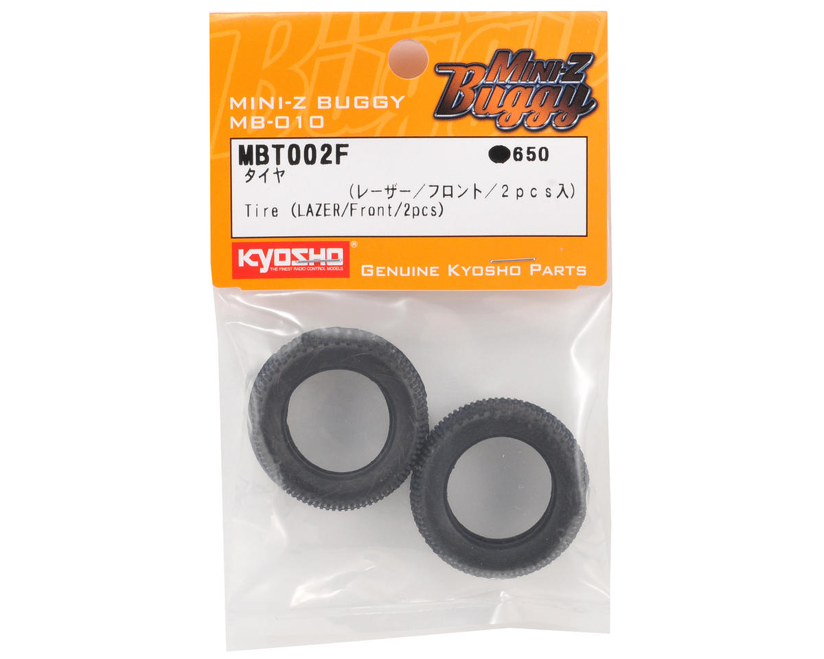 Kyosho Mini-Z Lazer Front Tire Set (2)