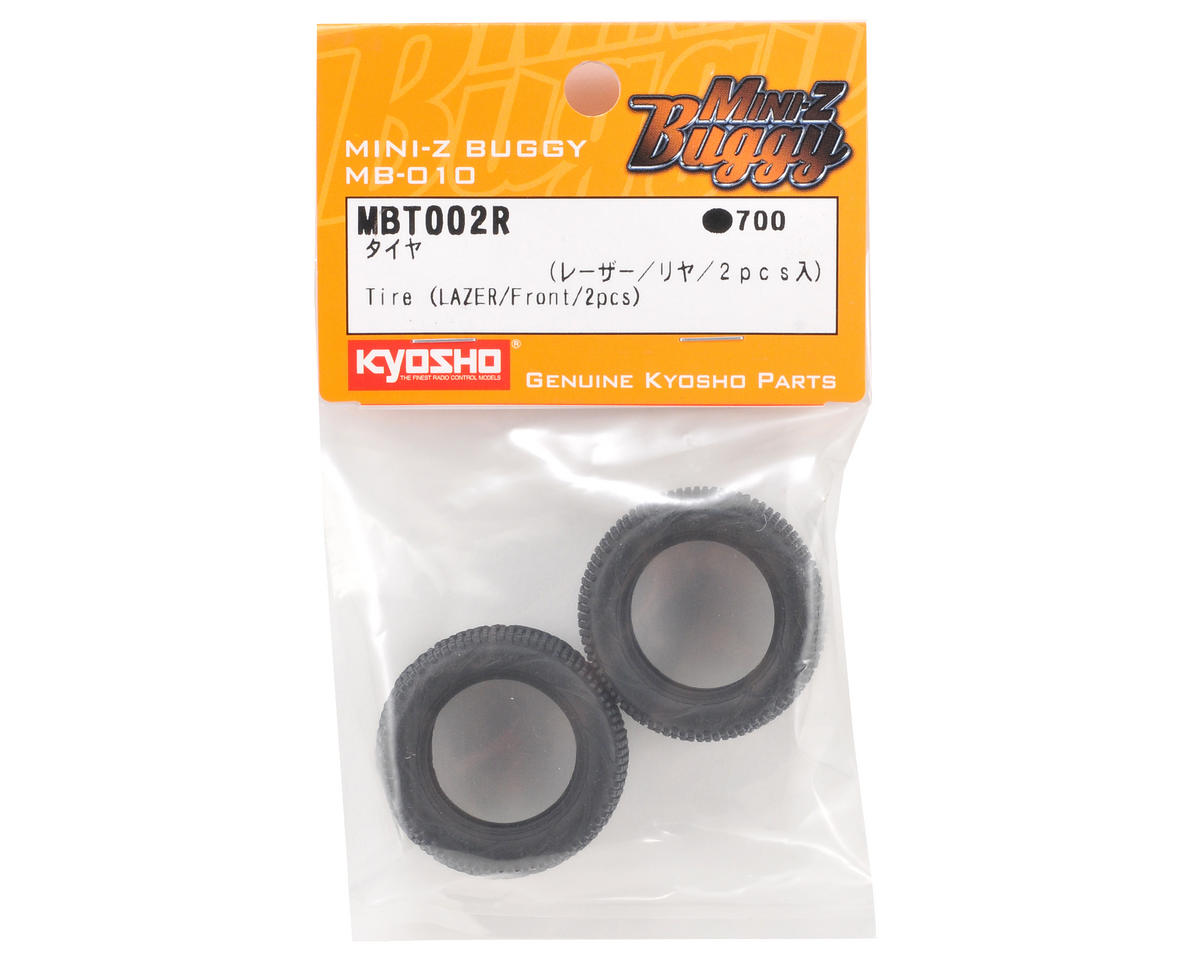 Kyosho Mini-Z Lazer Rear Tire Set (2)