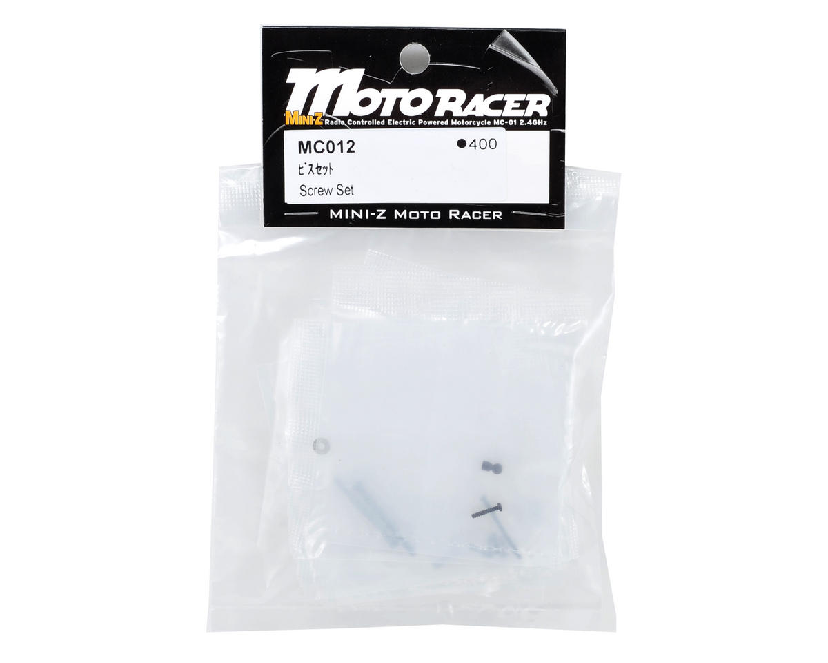 Kyosho Moto Racer Screw Set