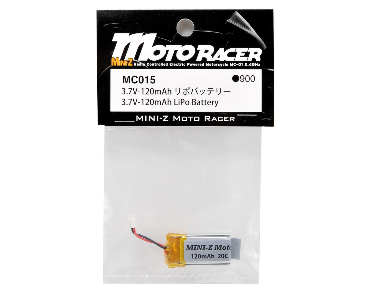 Kyosho 1S LiPo Battery (3.7V/120mAh)