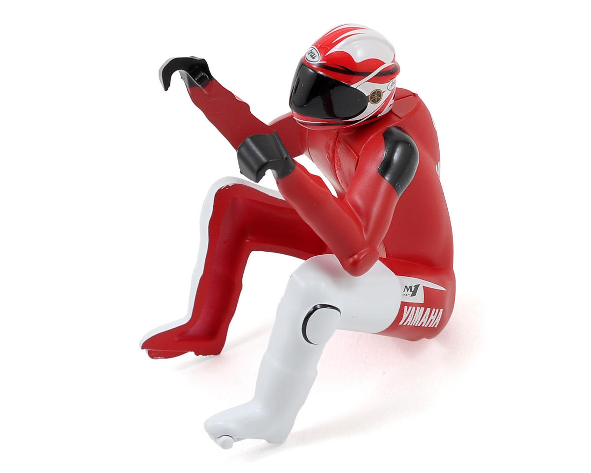 Kyosho Yamaha Rider Figure (Red)