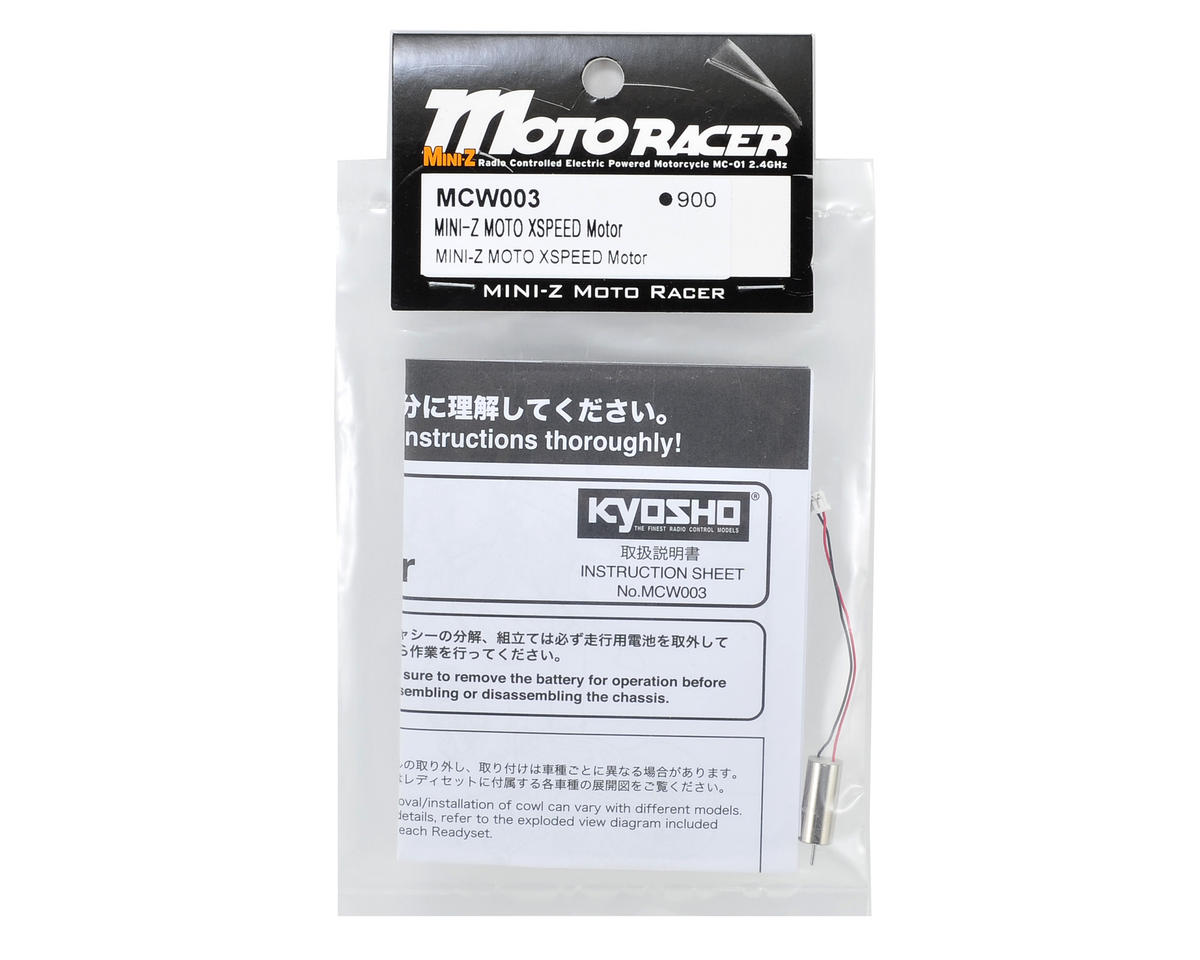 Kyosho Mini-Z Moto XSpeed Motor