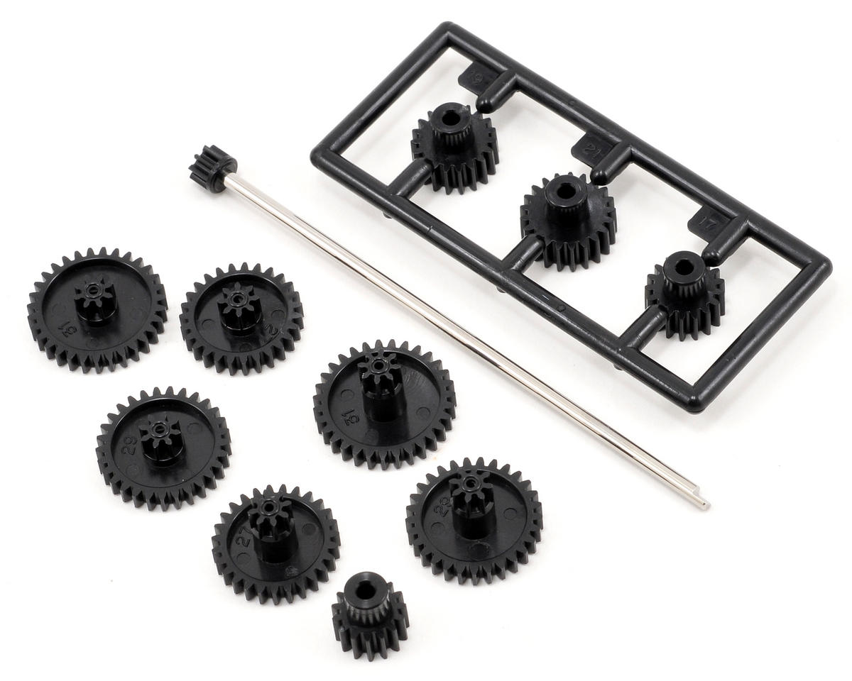 Kyosho MA-010/MA-015 Pinion & Spur Gear Set