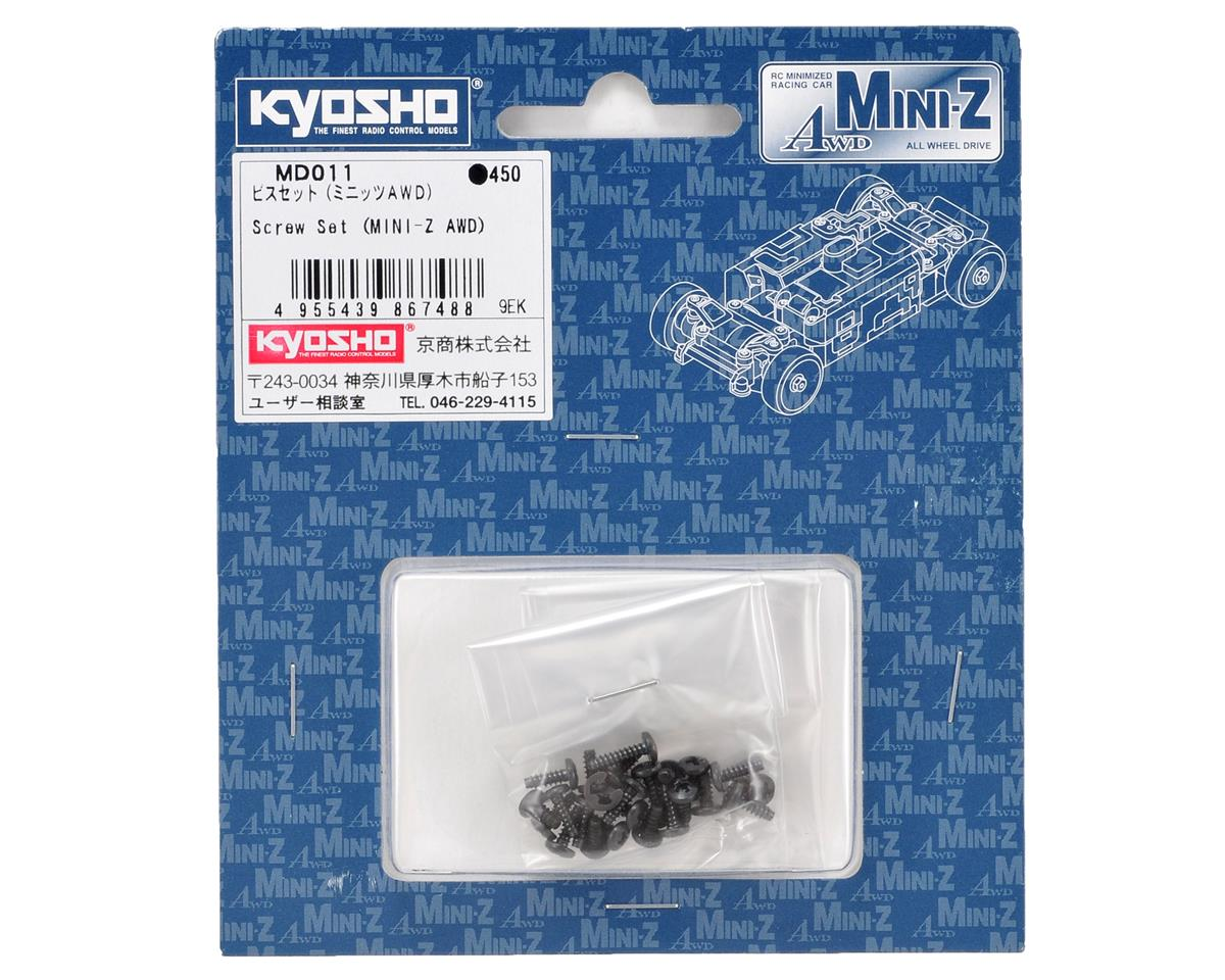 Kyosho Screw Set