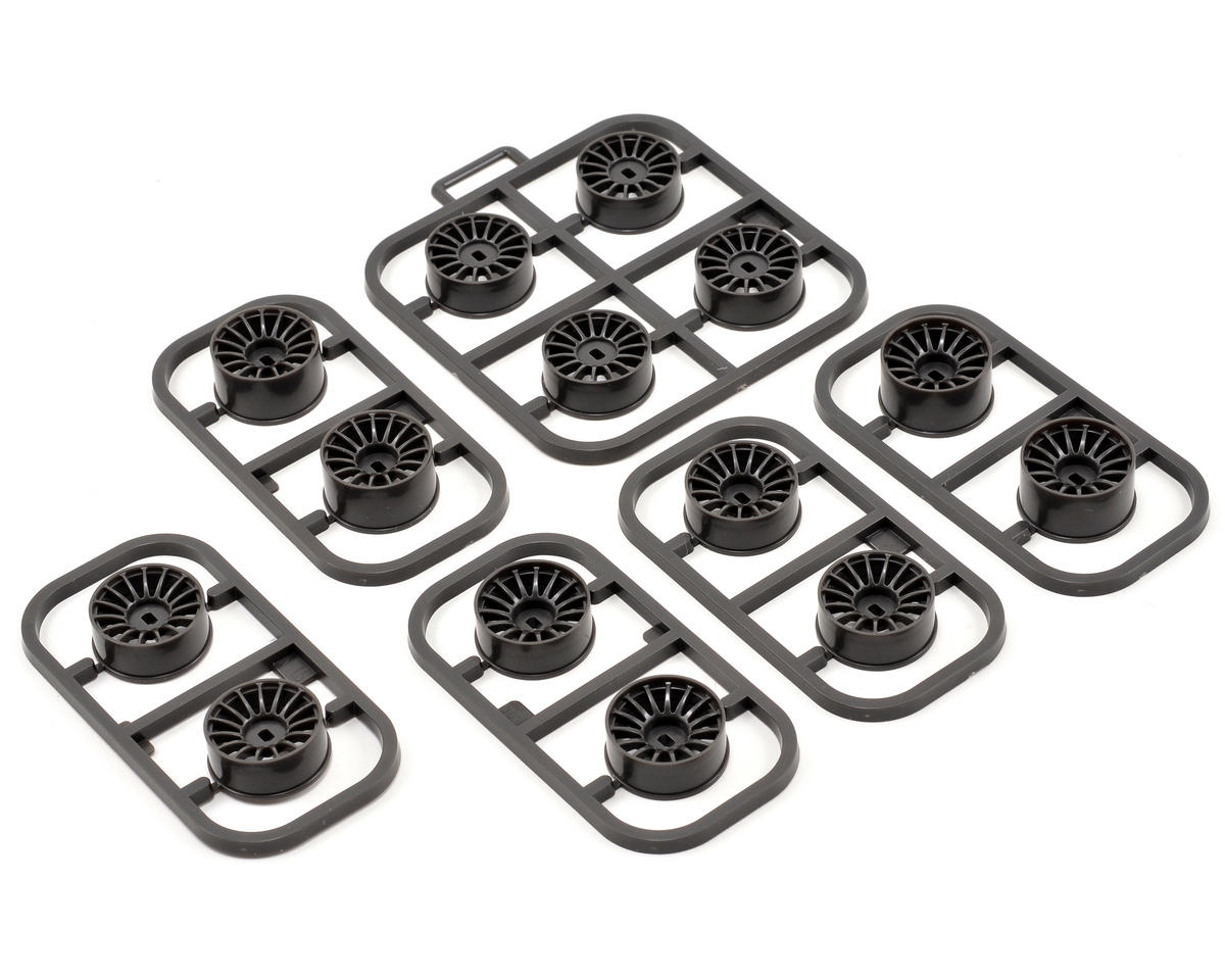 Multi Offset Wheel Set (14) (Gray) by Kyosho