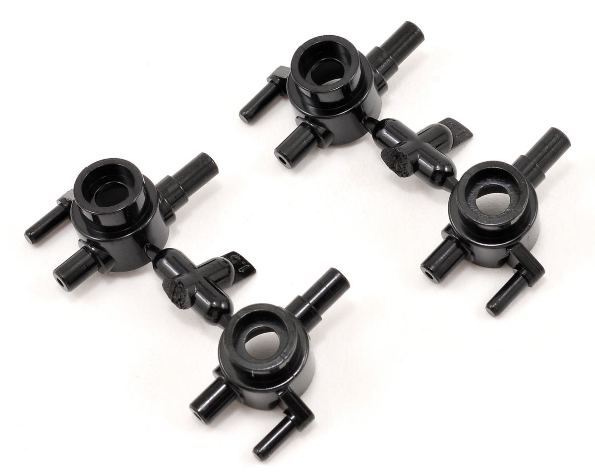 Kyosho AWD Camber Knuckle Set (1.5°)