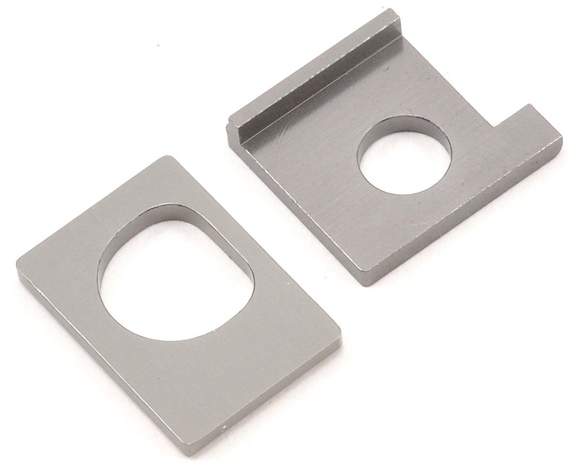 "Kyosho MA-010/MA-015 Aluminum AWD ""A2/B2"" Motor Holder Set (Gun Metal)"