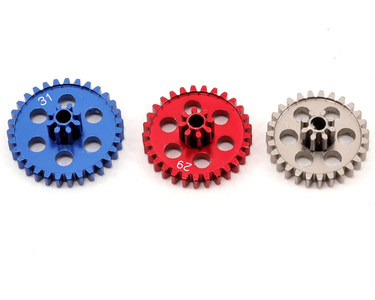 Kyosho Machine Cut Spur Gear Set (M-Chassis)