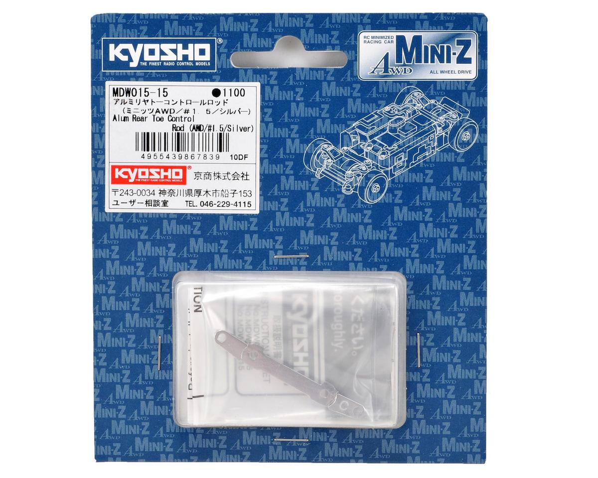 Kyosho Aluminum Rear Toe Control Rod (#1.5)